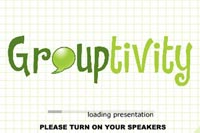 grouptivity Flash animation