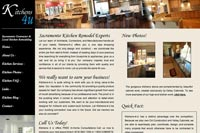 Kitchens 4 U website